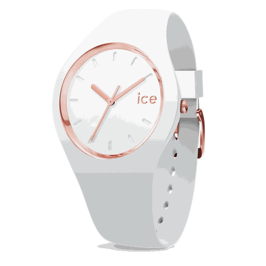 Ice Watch Glam White Rose Gold Small IW000977
