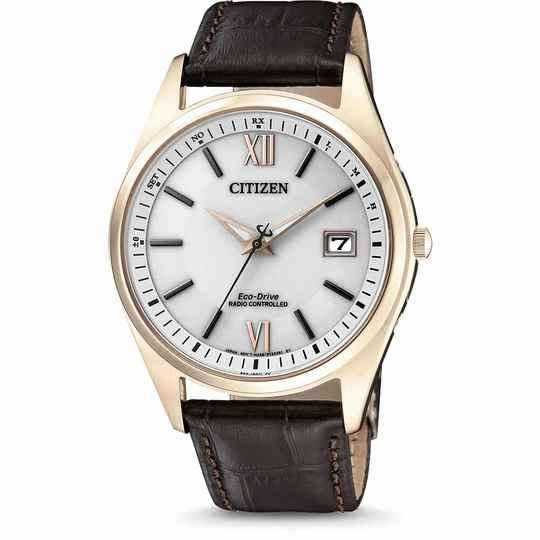Citizen Dames Eco-Drive Radio Controlled AS2053-11A