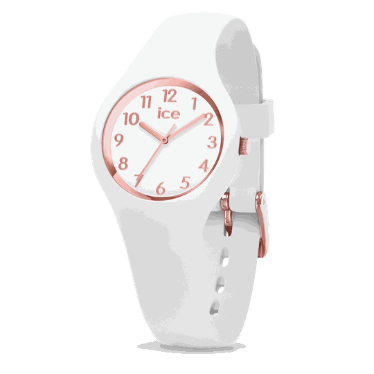 Ice Watch Glam White Rose Gold Numbers XS IW015343
