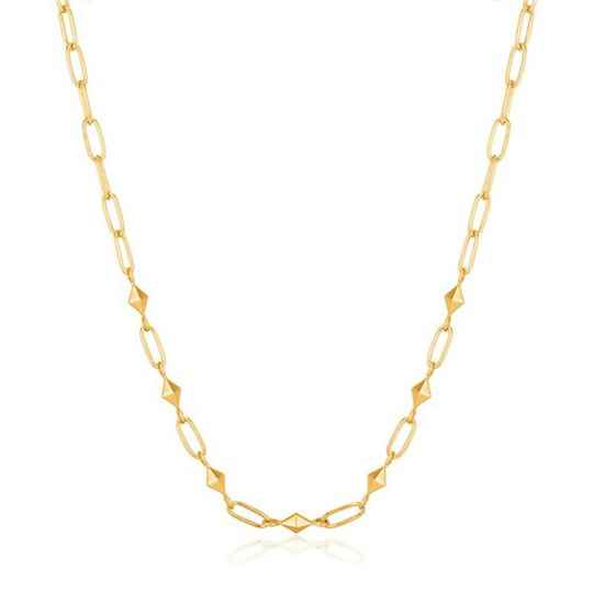 Ania Haie Spike It Up - Necklace AH N025-03G