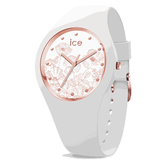 Ice Watch Flower Spring White Small IW016662