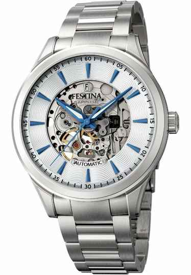 Festina Skeleton Automatic F20536/1