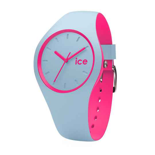 Ice Watch Duo Blue Pink Medium IW001499