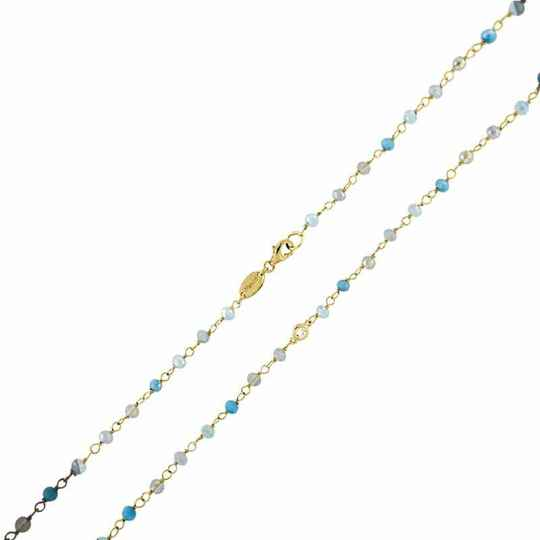 MY iMenso Collier Rosac Turkoois 271231