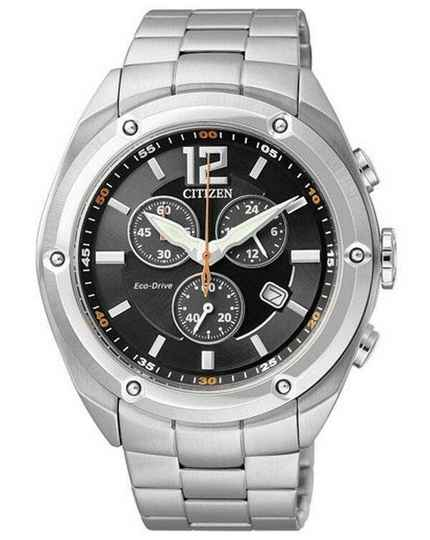 Citizen Heren Eco-Drive Chronograaf AT0980-63E