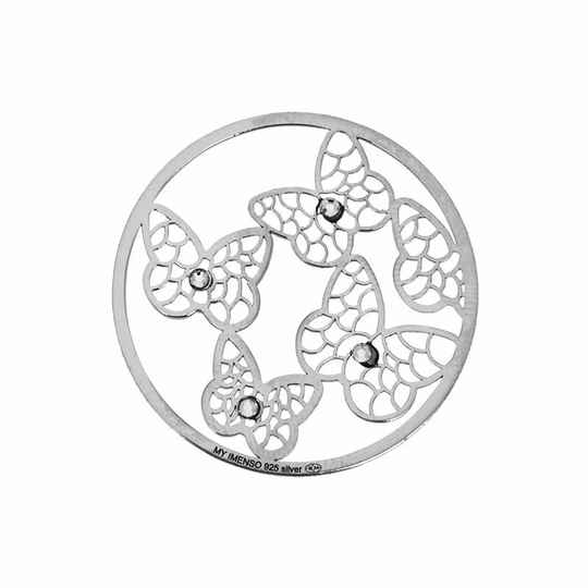 MY iMenso Insignia Cover Vlinder 33mm 331132