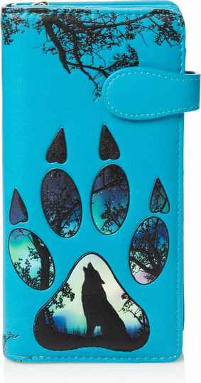 Wolf Paw Teal