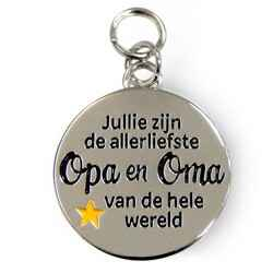 Charm for you - Opa & Oma