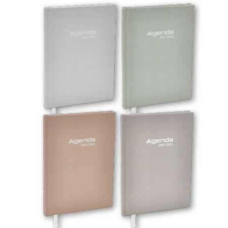 Agenda A5 Soft Touch Nature