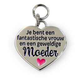 Charm for you - Moeder