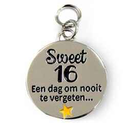 Charm for you - Sweet 16