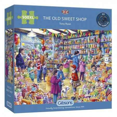 The Old Sweet Shop (500XL)