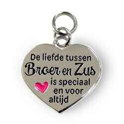 Charm for you - Broer & Zus