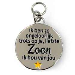 Charm for you - Liefste zoon