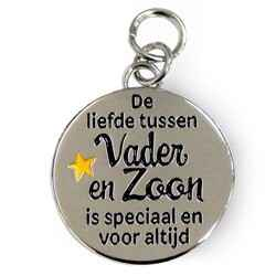 Charm for you - Vader & zoon