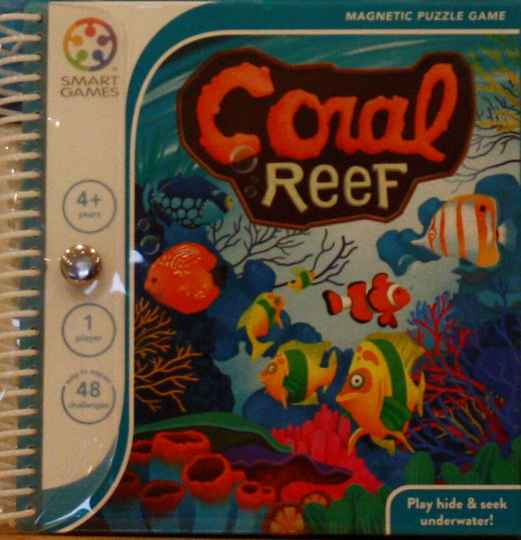Smart Games Magnetic puzzel Coral reef 221
