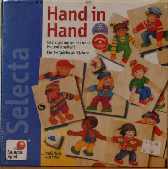 selecta Hand in Hand