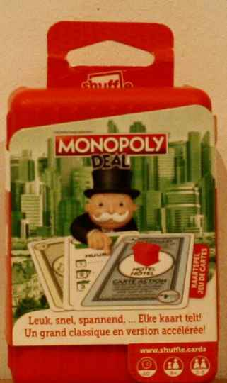 Habro Monopoly deal