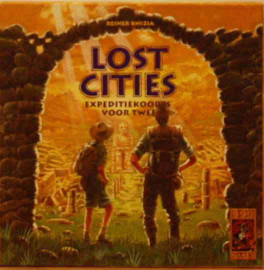 999-games  Lost cities