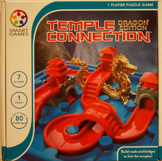 Smart Games  puzzel game Temple connection 283