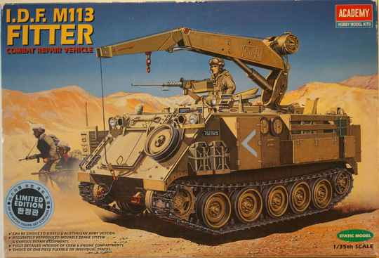 Academy 1/35 I.D.F. M113 FITTER