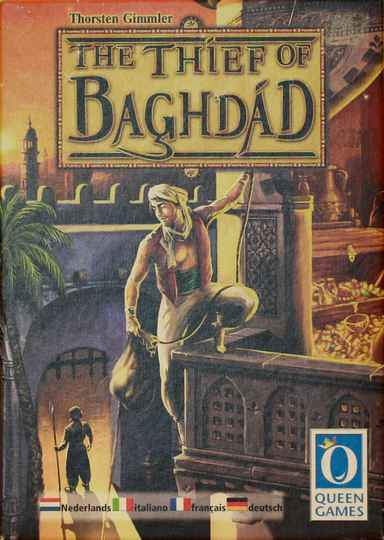 Queen games The Thief of Baghdad