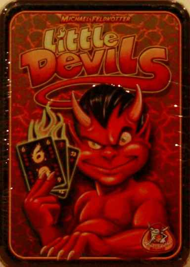 White goblin games little devils