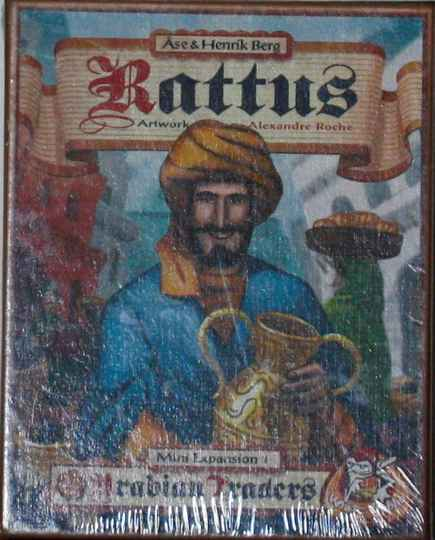 White goblin games Rattus arabian traders