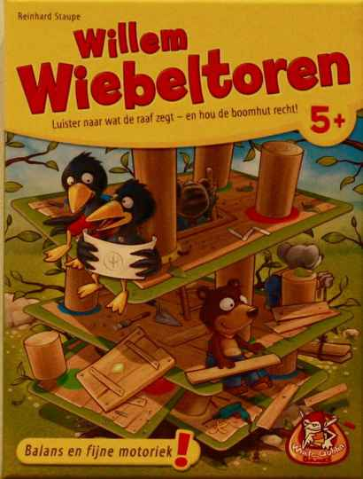 White goblin games Willem Wiebeltoren