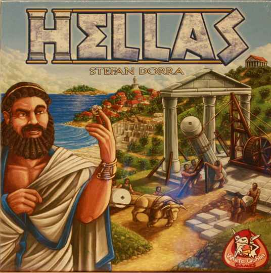 White goblin games Hellas