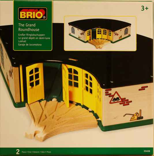 Brio the grand roundhouse