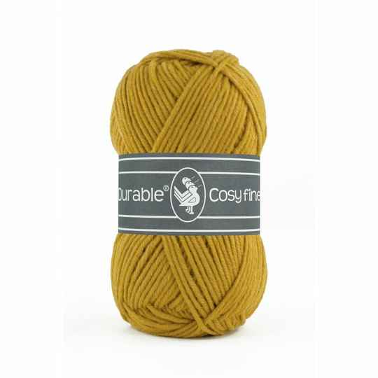 Durable Cosy Fine - 2182 ochre