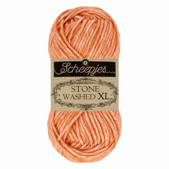 Stone Washed XL - Coral 856