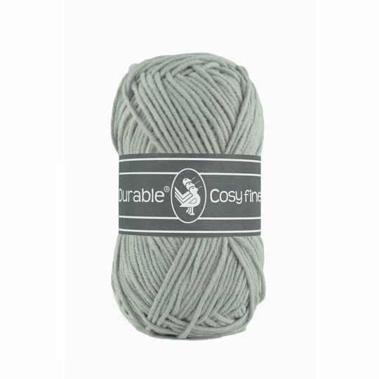 Durable Cosy Fine - 2228 silver grey