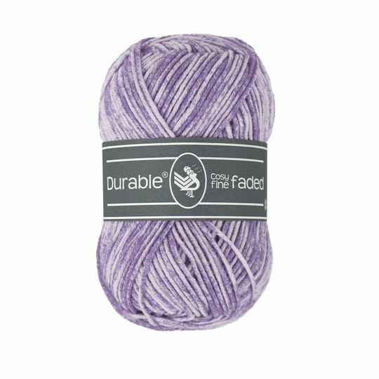 Durable Cosy Fine Faded - 261 Lilac