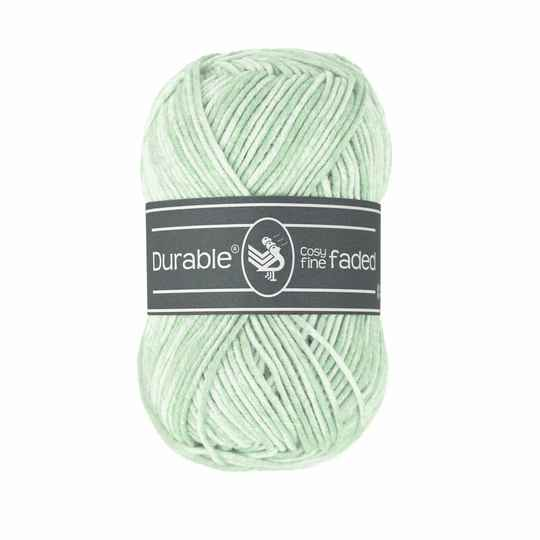 Durable Cosy Fine Faded - 2137 Mint