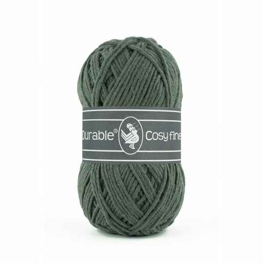 Durable Cosy Fine - 2238 antracite