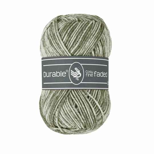 Durable Cosy Fine Faded - 2149 Dark Olive