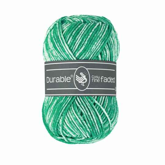 Durable Cosy Fine Faded - 2135 Emerald