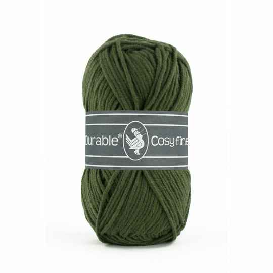 Durable Cosy Fine - 2149 dark olive
