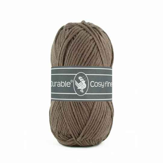 Durable Cosy Fine - 342 teddy