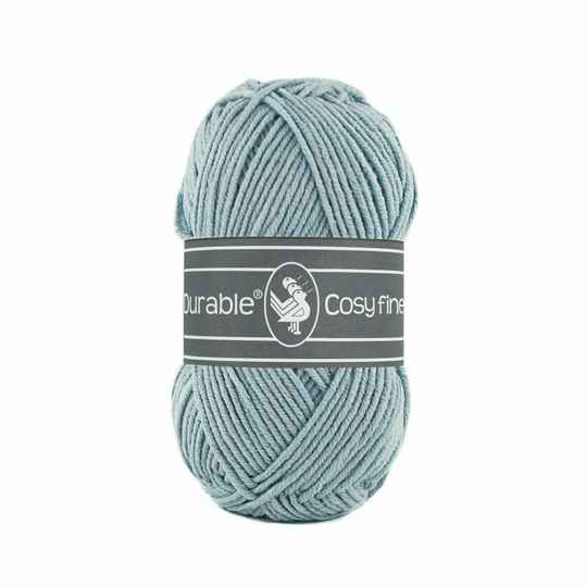 Durable Cosy Fine - 289 Blue grey