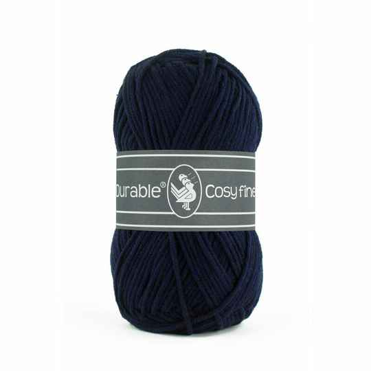 Durable Cosy Fine - 321 navy
