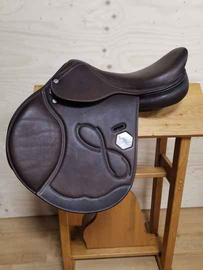 Colbert Brother Time Rider platinum 17,5 inch nr 537