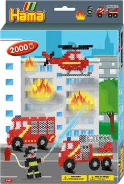 Hama 3441 Fire Fighters 2000st