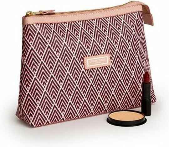 Otis Batterbee The Essential Wash Bag Cerise
