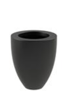 (PC1)   Canna   Polyester rond    500x590mm