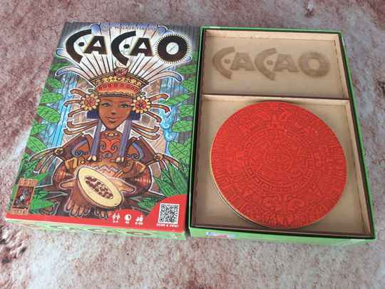 Cacao + expansions 1 & 2 insert
