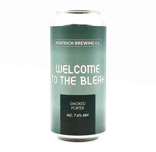 Brouwerij Pentrich Brewing co- Welcome to the bleak