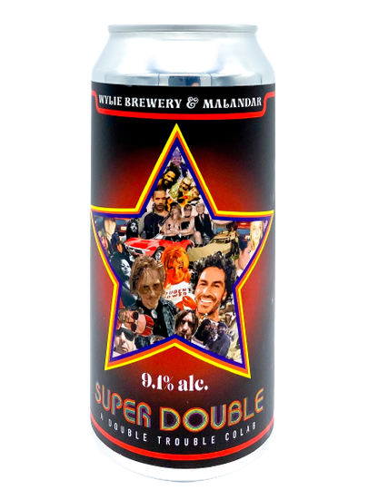 Super Double - Wylie Brewery